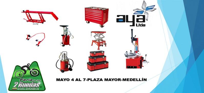 257d373f5f2 AYA Ltda - HERRAMIENTAS - Repuestos y Herramientas para motocicletas ...
